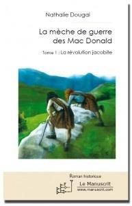 Couverture du livre : La mèche de guerre des Mac Donald