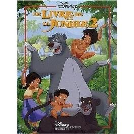 Couverture du livre : Le livre de la jungle, Tome 2