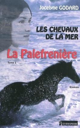 Couverture du livre : Les cheveaux de la mer, tome 1 : La palefrenière