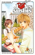 J'aime les sushis, tome 2