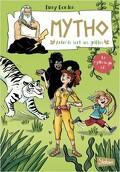 Mytho, Tome 4 : Artémis sort ses griffes