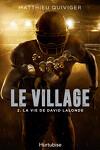 couverture Le village 2. La vie de David Lalonde
