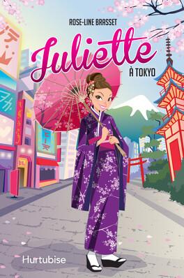 Couverture du livre : Juliette à Tokyo