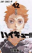 Haikyū !! Les As du volley, Tome 42