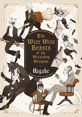 Couverture du livre : The Wize Wize Beasts of the Wizarding Wizdoms