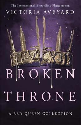 Couverture du livre : Broken Throne