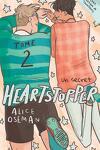 couverture Heartstopper, Tome 2 : Un secret