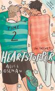 Heartstopper, Tome 2 : Un secret