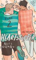 Heartstopper, Tome 2 : Un secret