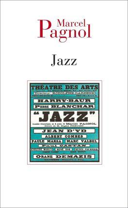 Couverture du livre : Jazz