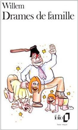 Couverture du livre : Drames de famille