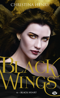 Black Wings, Tome 6 : Black Heart
