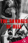 couverture The savages of Hell, Tome 1 : Le rugissement du guépard