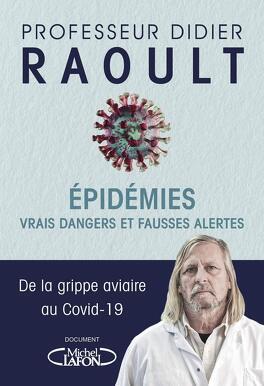 Couverture du livre : Épidémies : vrais dangers et fausses alertes