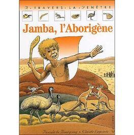 Couverture du livre : Jamba, l'aborigène