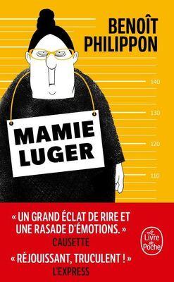 Couverture de Mamie Luger