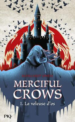 Couverture du livre : Merciful Crows, Tome 1 : La Voleuse d'os