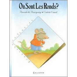 Couverture du livre : Où sont les ronds