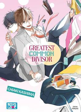 Couverture du livre : Greatest common divisor