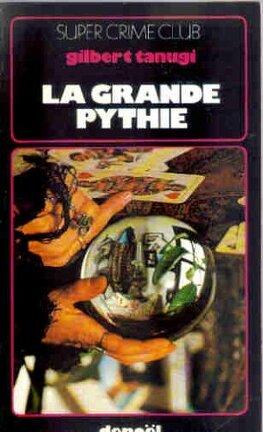 Couverture du livre : La grande Pythie