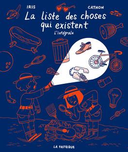 Couverture du livre : La liste des choses qui existent