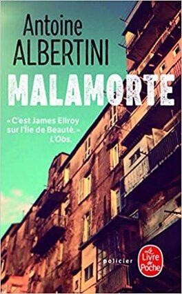 Couverture du livre : Malamorte