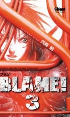 Couverture de Blame ! tome 3