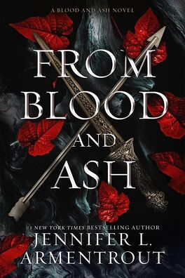 Couverture du livre : From blood and ash, Tome 1