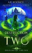 Origins of the Six, tome 3, Destruction of Two