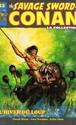 The savage sword of Conan, Tome 42: L'hiver du loup