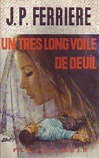 Couverture du livre : Un très long voile de deuil