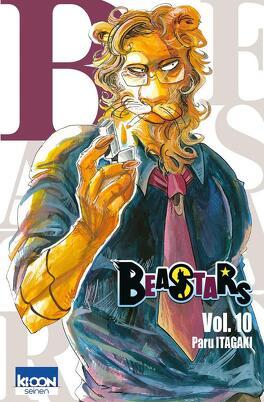 Couverture du livre : Beastars, Tome 10