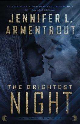 Couverture du livre : Origine, Tome 3 : The Brightest Night