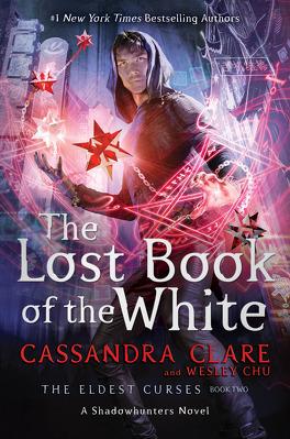 Couverture du livre : The Mortal Instruments : La Malédiction des anciens, Tome 2 : The Lost Book of the White