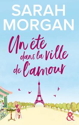 Couverture du livre : Un été dans la ville de l'amour