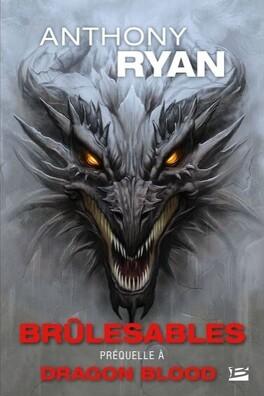 Couverture du livre : Dragon Blood, Tome 0.5 : Brûlesables