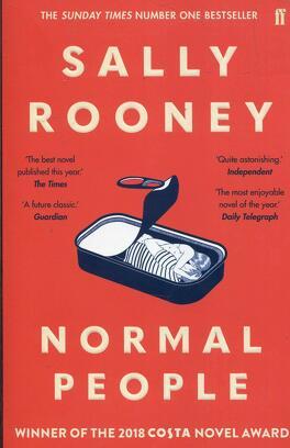 Couverture du livre : Normal People