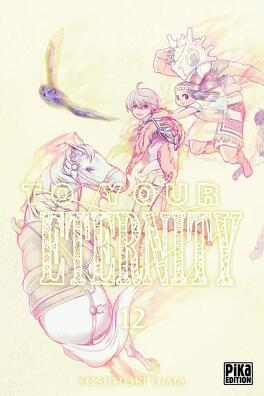 Couverture du livre : To Your Eternity, Tome 12
