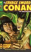 The savage sword of Conan, Tome 44 : Le Jardin de sang