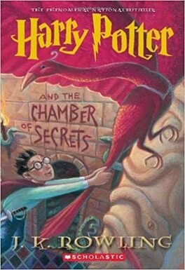 Couverture du livre : Harry Potter, Book 2 : Harry Potter and the Chamber of Secrets