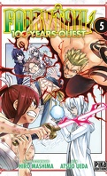 Fairy Tail : 100 Years Quest, Tome 5