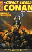 The savage sword of Conan, Tome 47 : Guerre de sièges