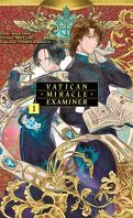 Vatican Miracle Examiner, Tome 1