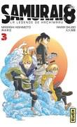 Samurai 8 : La Légende de Hachimaru, Tome 3
