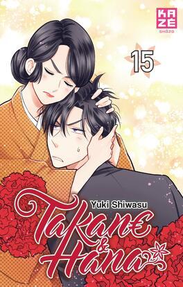 Couverture du livre : Takane & Hana, Tome 15