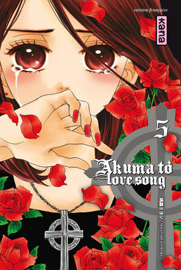 Couverture du livre : Akuma To Love Song, Tome 5