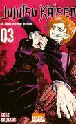 Jujutsu Kaisen, Tome 3 : Alevin et le retour de bâton