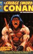 The savage sword of Conan, Tome 50 : La Colère de Crom