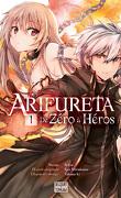 Arifureta : De zéro à héros, Tome 1