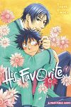couverture His Favorite, Tome 1